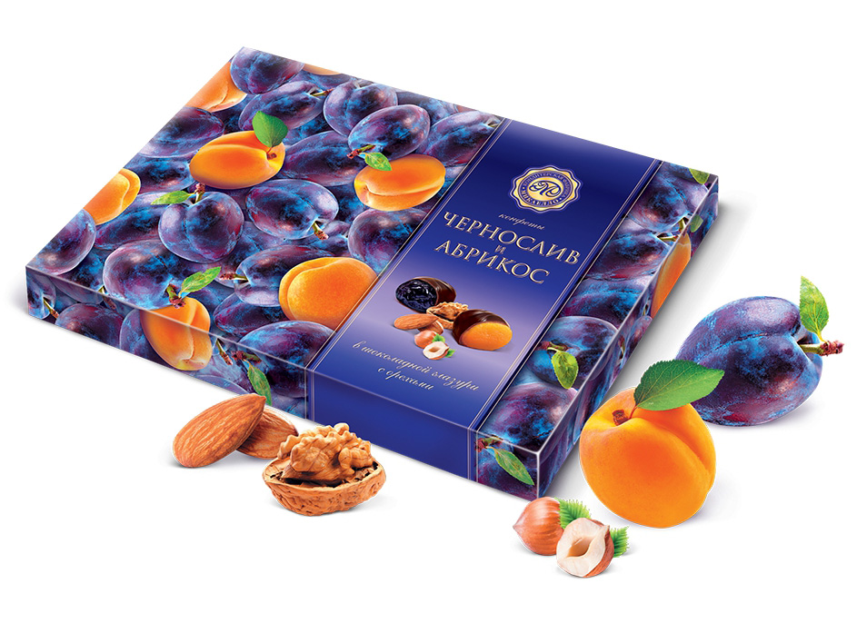 Mikaello Fruit & Nut Candies
