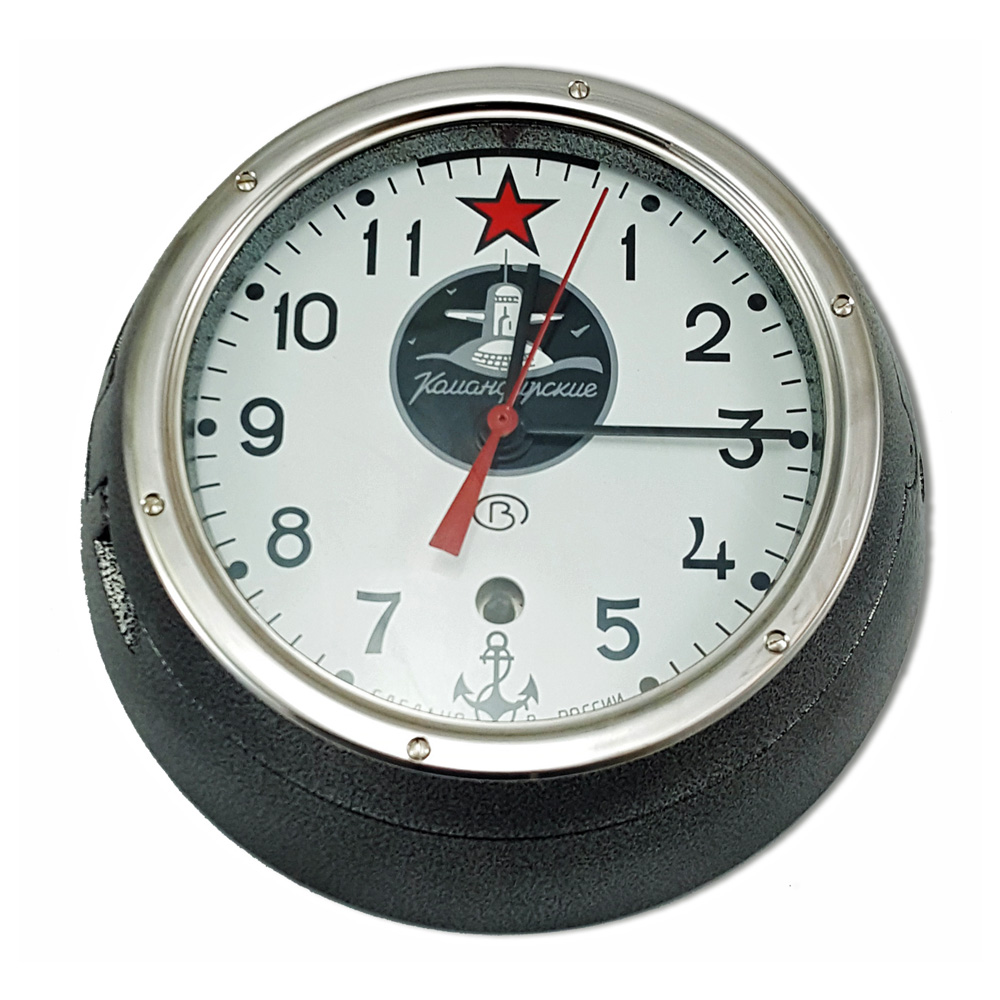Vostok russian submarine clock russian legacy amipublicfo Images