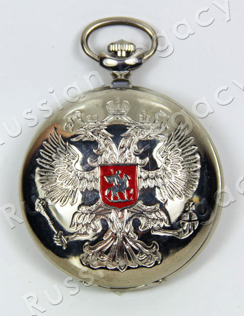 moscow molnija pocket watch russian legacy