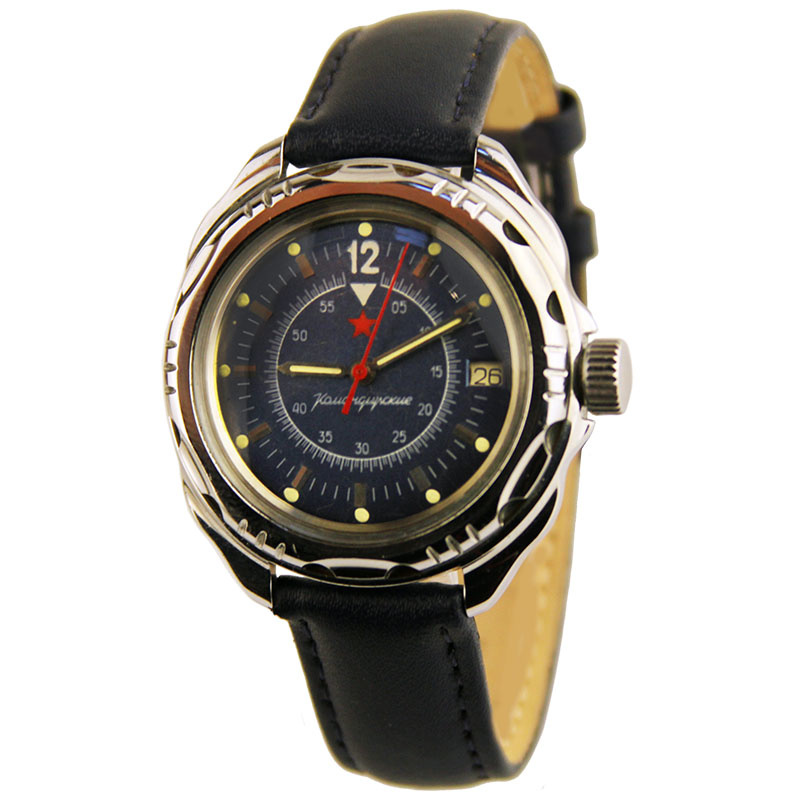 Classic Vostok Komandirskie Watch