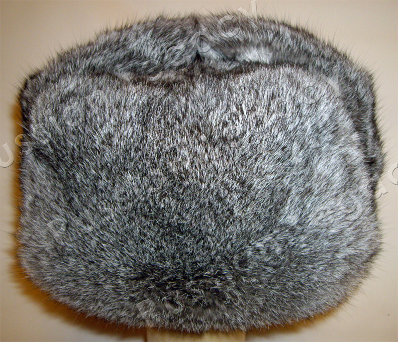 Rabbit Fur Russian Trooper Hat