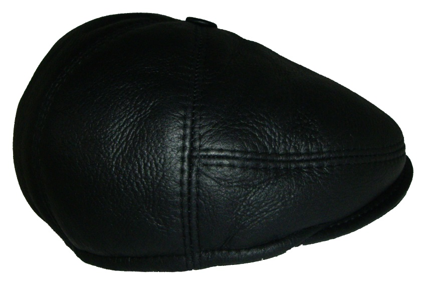 Luzhkov\'s Leather Winter Cap