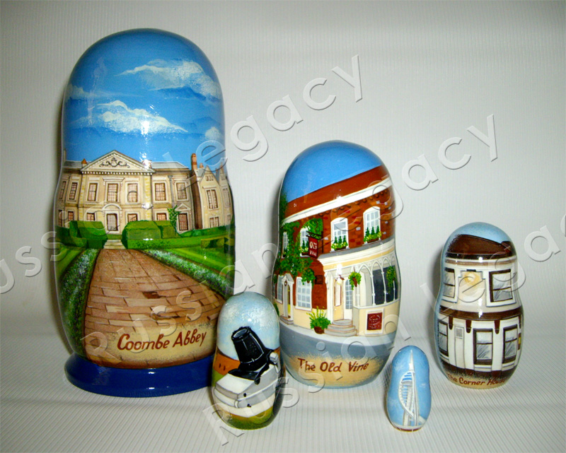 Architecture Custom Matryoshka