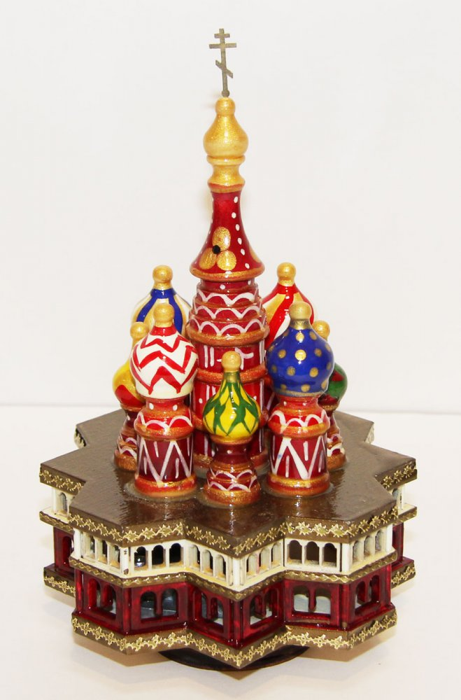Saint Basil's Cathedral Replica