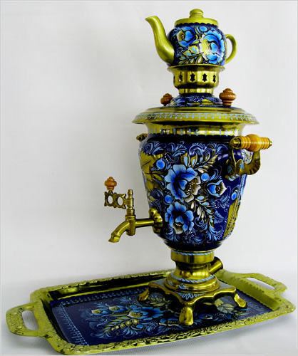 'Fairy Tale' Samovar Set