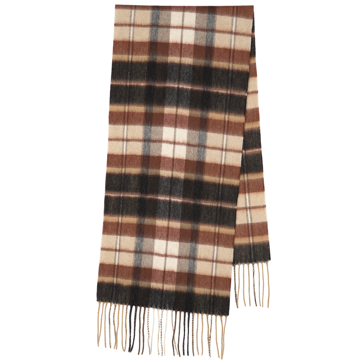 Mixed Cashmere Woolen Scarf