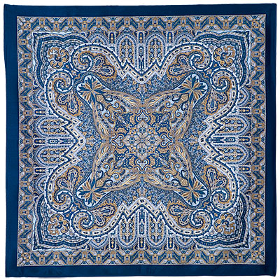 Novel Pavlovo Posad Shawl