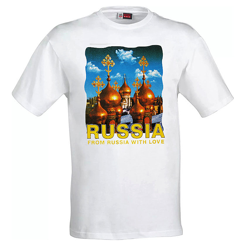 Golden Domes T-Shirt