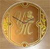 'Personal' Wall Clock - Glass Wall Clocks