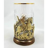 Saint George Glass Holder 4