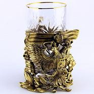 Imperial Eagle Tea Glass Holder 2