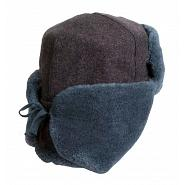 Mouton Sheepskin Army Hat 3