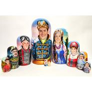 Personalized Family Nesting Doll 3