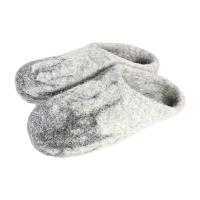 Men's Felted Wool Slide Slippers