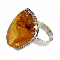 Baltic Honey Amber Ring