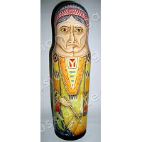 Native American Bottle Holder