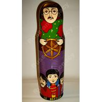 Beatles Bottle Case
