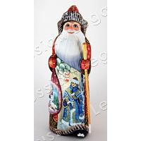 Santa Claus: Snow Maiden Figurine
