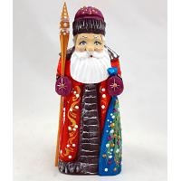 Santa: Red Coat Figurine