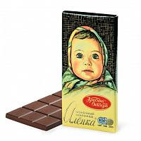 Krasny Oktyabr Milk Chocolate Bar