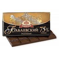 Babaevsky Extra Dark Chocolate Bar