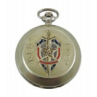 KGB USSR Molnija Pocket Watch