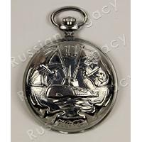 Soviet Submarine Molnija Pocket Watch