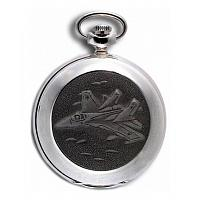 MiG-31 Molnija Pocket Watch