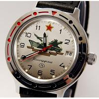 Soviet Vostok Komandirskie Watch