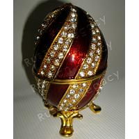 St. Basil's Cathedral Faberge Style Egg