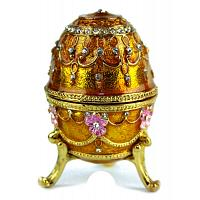Royal Gold Faberge Style Egg