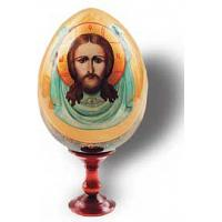 Jesus Christ Decorative Egg