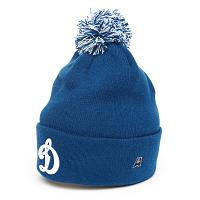 Dynamo Moscow Hockey Knitted Hat