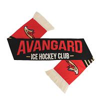 Avangard Omsk Double Sided Scarf