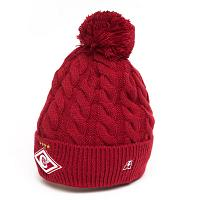 Spartak Moscow Cable Knit Hat