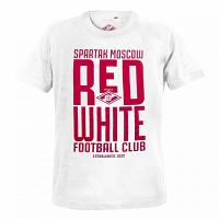 Spartak Moscow Printed T-Shirt