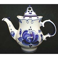 Gzhel Teapot Medium