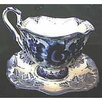 Gzhel Tea Set