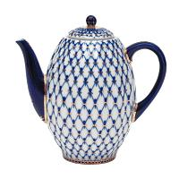 Imperial Porcelain Coffee Pot