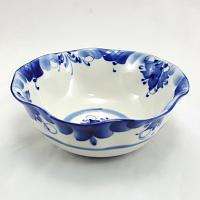 Gzhel Salad Bowl Small