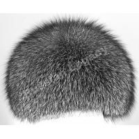 Silver Arctic Fox Fur Hat