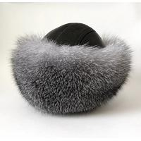 Women's Cossack Fox Fur Hat