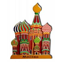 St Basil's Cathedral Magnet