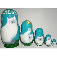 Custom Cat Russian Doll