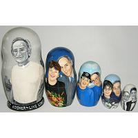 Kosher Custom Matryoshka