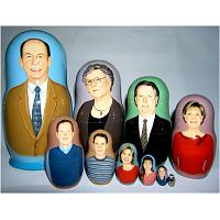 Family & Pet Custom Doll