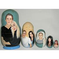 Custom Cher Russian Doll