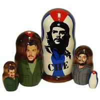 Che Guevara Stacking Doll