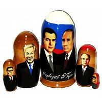 Russian Politics Matryoshka