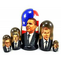 American Presidents Matryoshka